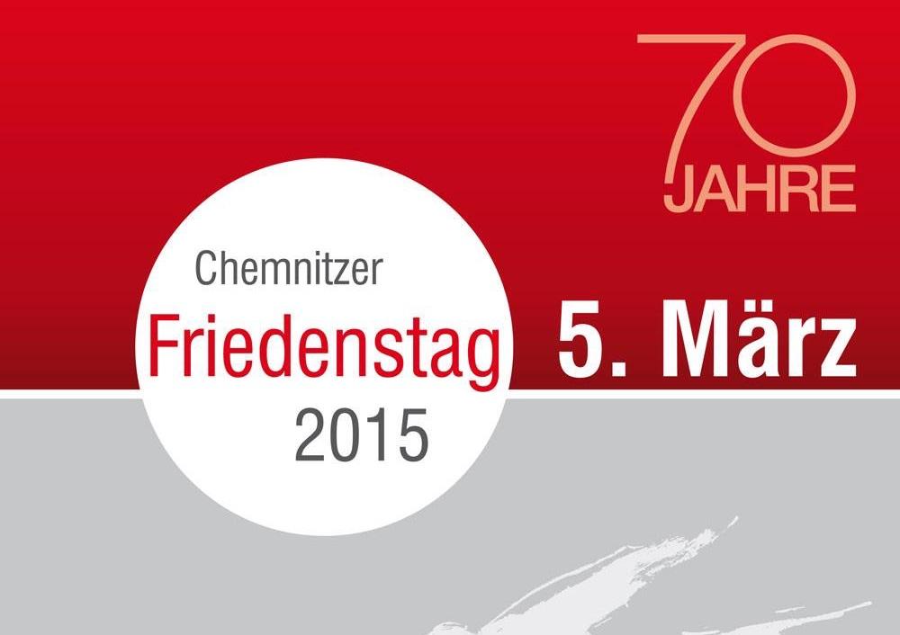 Chemnitzer Friedenstag.