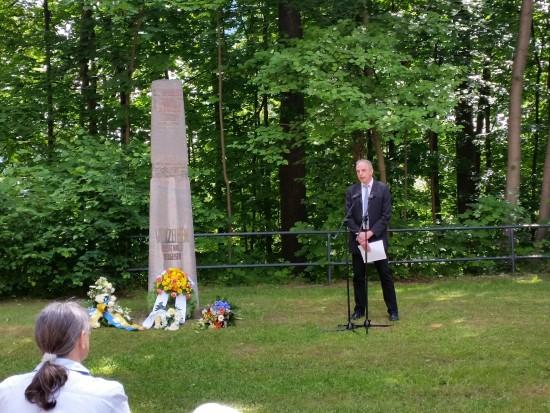 Rede zum Gedenken an den 17. Juni 1953 in Chemnitz