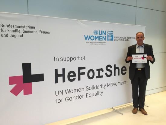 #HeForShe | Detlef Müller | MdB