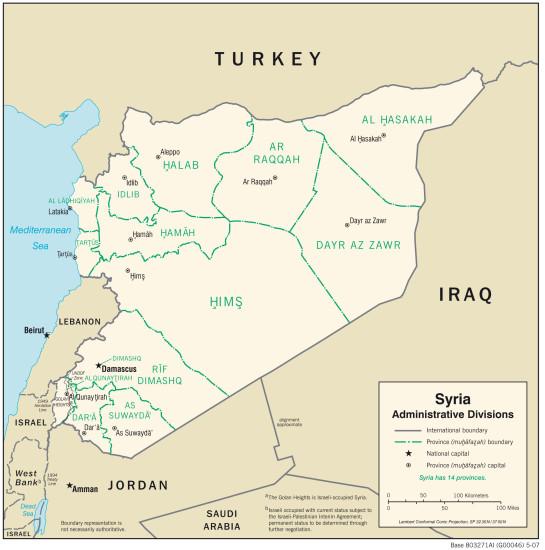 Syrien-Mandat der Bundeswehr