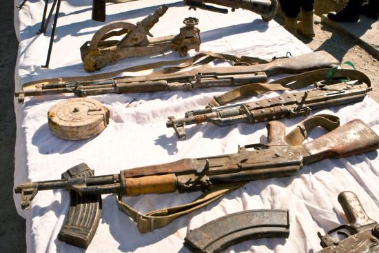 """Antrag der GRÜNEN: """"Rüstungsexportkontrollgesetz vorlegen"""""""
