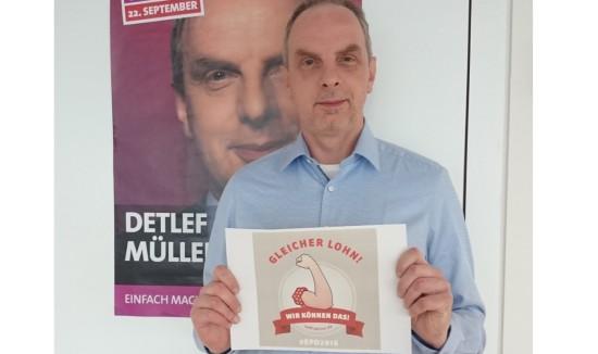 Detlef Müller | MdB zum Thema Rechte der Frauen.