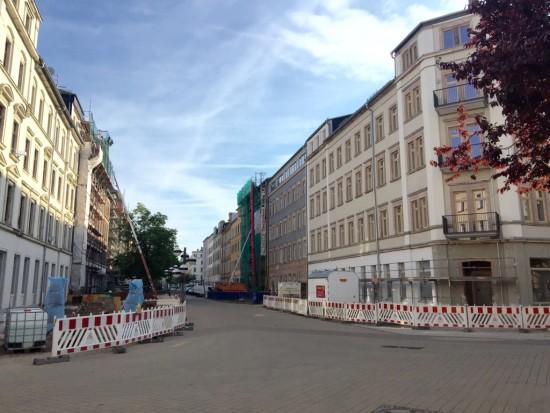 Städtebauförderung in Chemnitz
