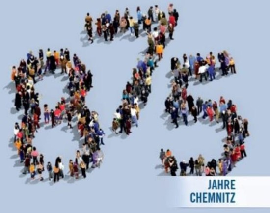 875- Jahre Chemnitz
