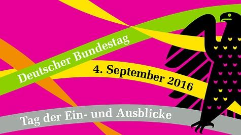 Tag der Ein- und Ausblicke in Berlin am 04.September 2016
