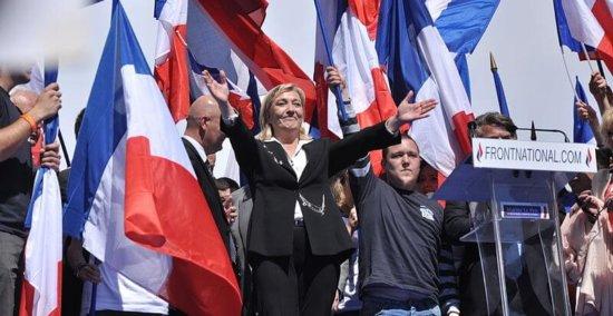 Frankreich als Mahnung