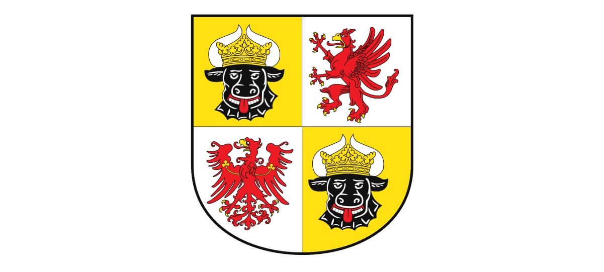 Wappen vonMecklenburg-Vorpommern