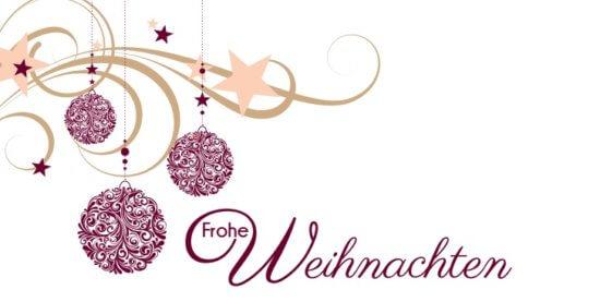 Weihnachtsgrüße an Bundeswehrsoldaten im Auslandseinsatz
